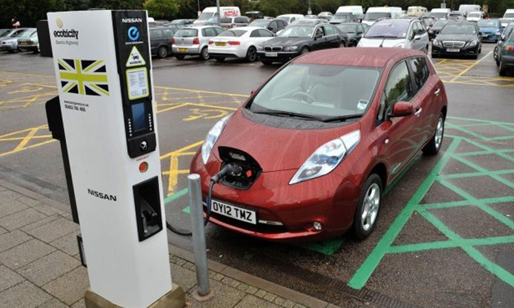 Used Nissan Leaf Sales